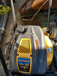 CUB CADET GAS LAWN MOWER
