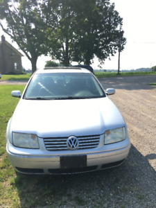 2004 Jetta (Gas/Automatic) For Sale - AS IS