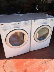 Pair of Maytag Neptune Series Washer/Dryer - Front Loading
