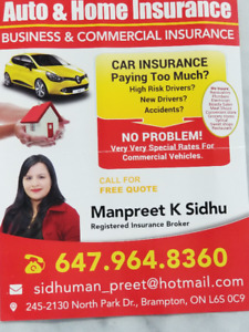 AUTO AND HOME INSRANCE-BEST RATES