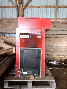 Shop stove