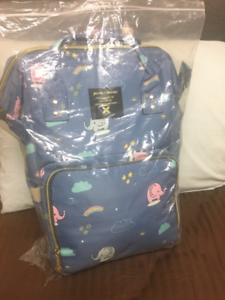 Newborn baby nappy bag