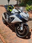 2010 gsxr 750 Butler Wanneroo Area Preview