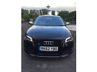 Audi s3 Sportback Black Edition S Tronic 2012 1 Owner immaculate px golf r m3 dsg gti m5 fr