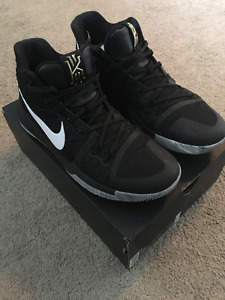 Kyrie Irving 3s - Black History Month Edition