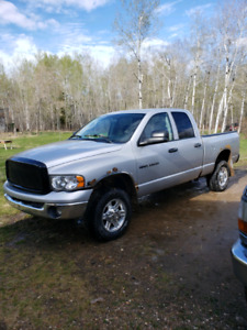 2004 Dodge Ram 2500 5.9 Cummins 6 Speed Manual