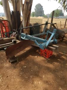 6 foot tractor grader blade