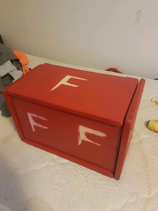Home made wooden box