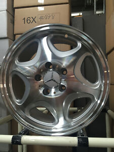 GRANDE LIQUIDATION des MAGS MERCEDES REPLIKA (US-4) 16""
