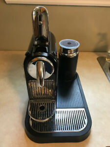 Nespresso Original Aerochino Model with Frother