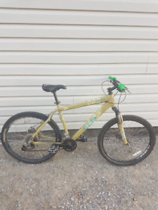 Great deal on two quality used bikes