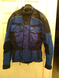 Hein Gericke Motorcycle Jacket Large 52