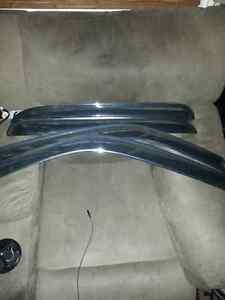 Chrome vent visors best offer