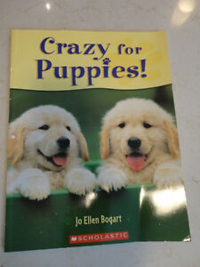 3 Books -Crazy For Puppies , Horse & Pony Book, When Santa Fell Kitchener / Waterloo Kitchener Area image 6