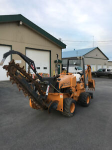 Trencher CASE 360