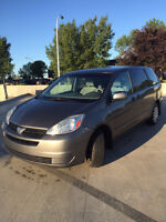 REDUCED | 2004 Toyota Sienna Minivan | 8 Passenger
