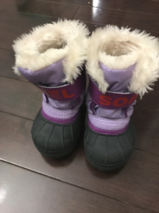 Size 4 baby boots for sale
