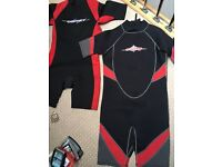 Wetsuits X 2