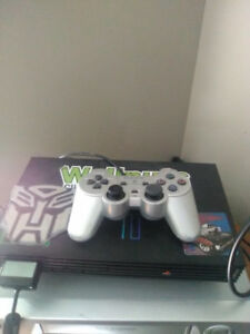 PS2, Controller & games