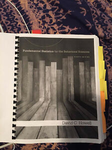 Statistics for the behavioral sciences buy or sell books in fundamental statistics for the behavioral sciences fandeluxe Image collections