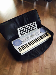 Yamaha Keyboard and Stand for sale