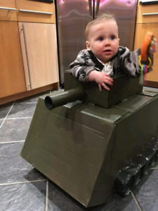 Baby's first tank