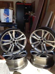 ***REDUCED*** 19 inch alloy rims