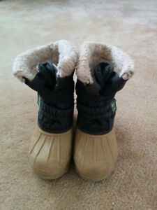 Boy's Winter Boots - toddler size 10