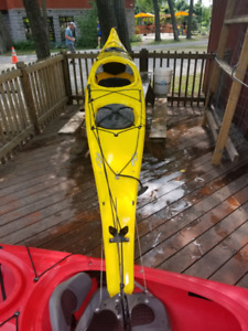 *PRICE DROP* Kayak solo d'occasion/Used solo kayak - Looksha 17