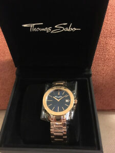 Thomas Saboo Woman's Watch - Rose colour