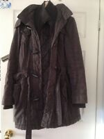 Esprit long winter coat jacket