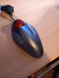 Rollerball mouse