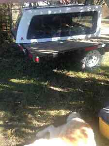 Truck canopy for Dodge Ram 1500