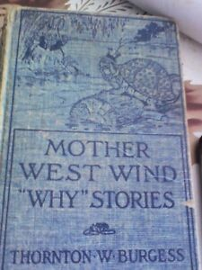 "Mother West Wind"" Why""Stories/Heartbeat Thrift Store"