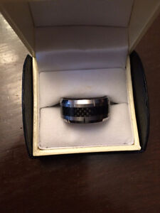 Mens Wedding Band St. John's Newfoundland image 2