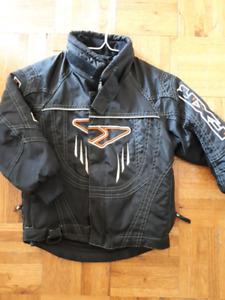 2/3 fxr floatation jacket/2T snowpants