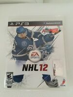 NHL 12, Madden 12, Fight Night Champion Playstation 3 PS3