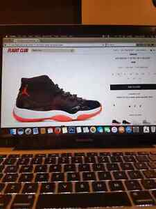 looking for bred 11s