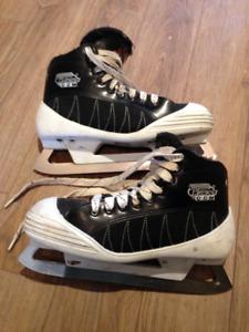 CCM Tacks Goalie Skates