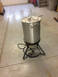 Propane Turkey Deep Fryer Kit