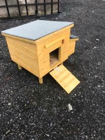 Great value wooden hen arks chicken coops