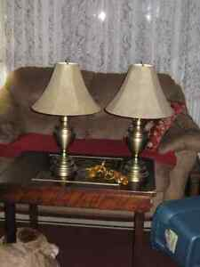 DIFFERENT STYLE LAMPS AT REASONABLE COST.