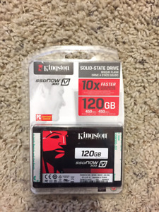 120 GB Kingston Solid State Hard Drive (Brand New)