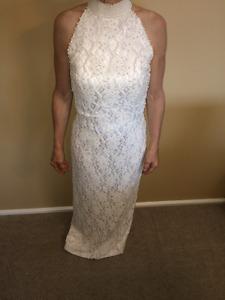 Wedding / grad dress REDUCED