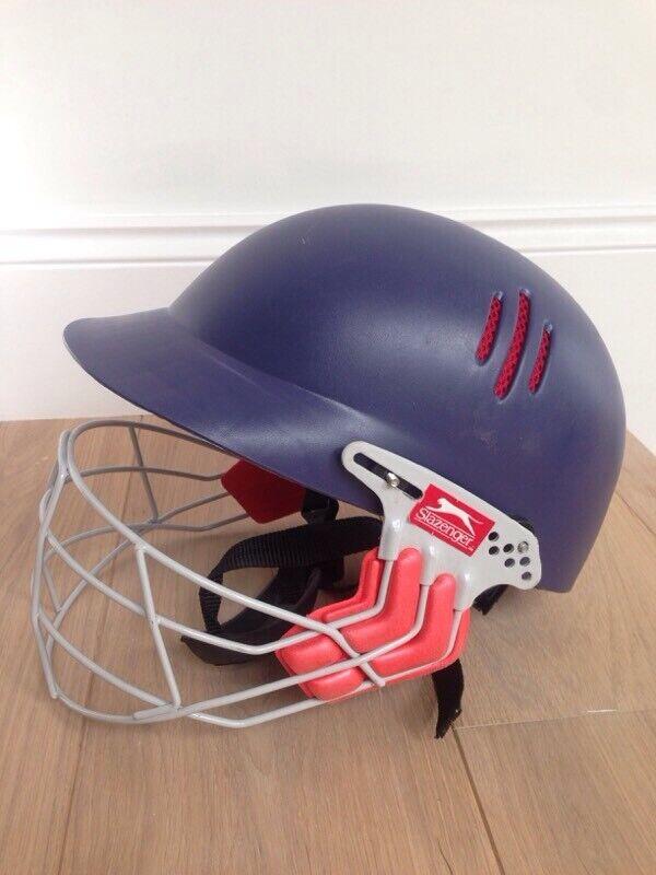 35eb215b58 Cricket helmet men's Slazenger size 60-63cm | in Wimbledon, London ...