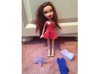 Bratz Sasha doll set