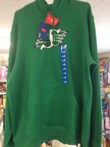 Saskatchewan RoughRider Hooded Sweater Brand New. Size Large. 2