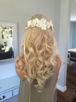 Wedding headpiece/bridal hair accessory