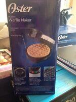 Like new Oster Belgium waffle maker!
