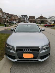 2009 Audi A4 1st owner No accidnet